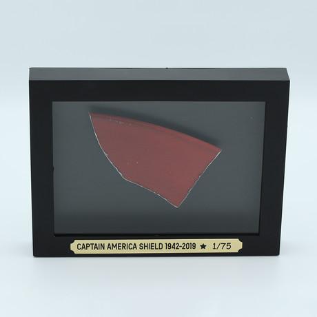 Captain America Shield Fragment