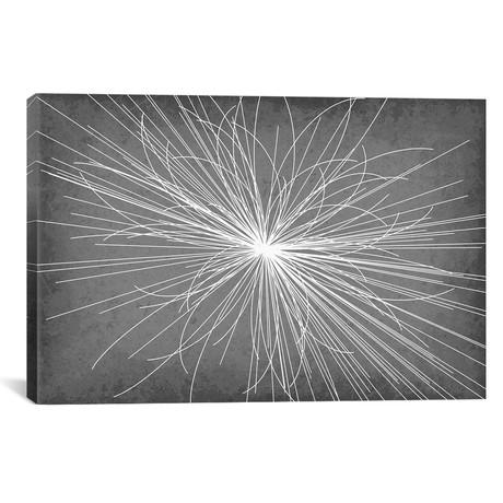 """Particle Collision (26""""W x 18""""H x 0.75""""D)"""