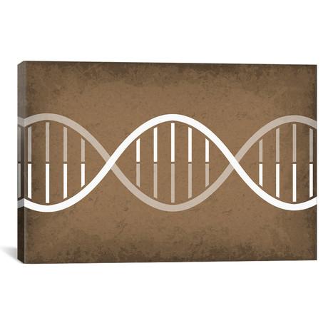 "DNA Strand (26""W x 18""H x 0.75""D)"