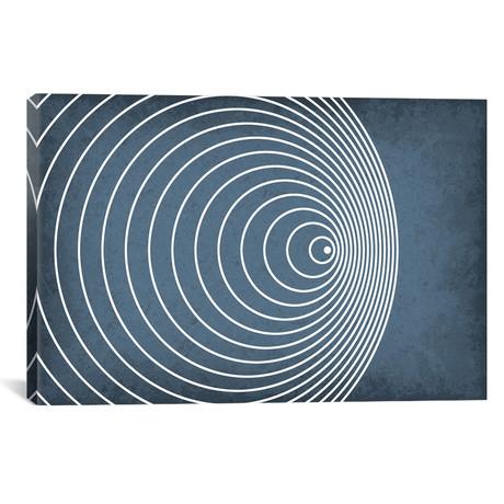 "Doppler Effect (26""W x 18""H x 0.75""D)"