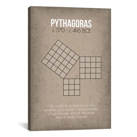 "Pythagoras (18""W x 26""H x 0.75""D)"