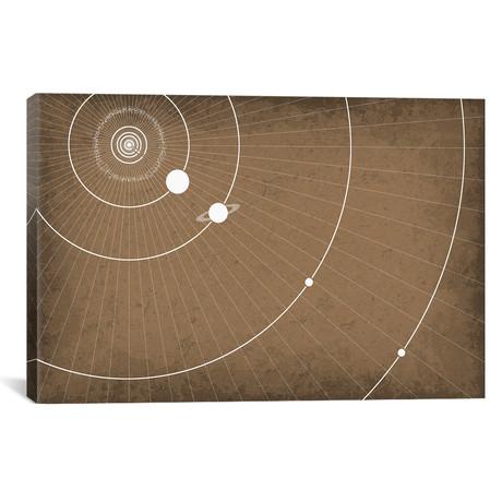 "Planet Orbits (26""W x 18""H x 0.75""D)"