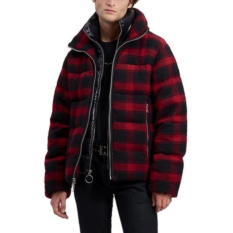 Down Wool Puffer // Black (XS)
