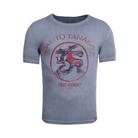Fight Academy T-Shirt // Anthracite (S)
