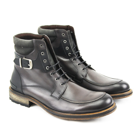 Gerrard Monk Boot // Gray (Euro: 40)