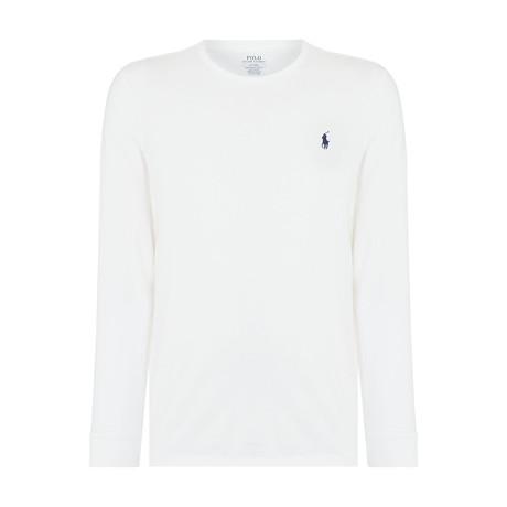 Long Sleeve T-Shirt // White (S)
