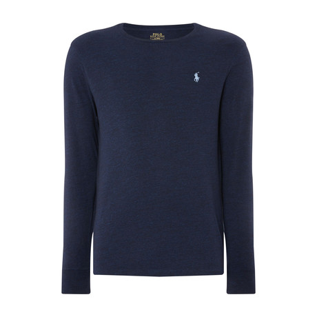 Long Sleeve T-Shirt // Navy (S)