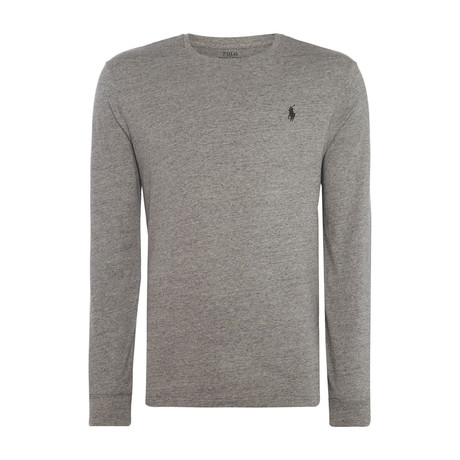 Long Sleeve T-Shirt // Gray (S)
