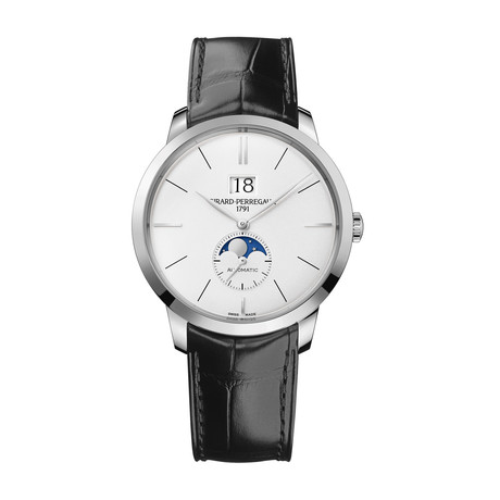 Girard-Perregaux 1966 Large Date Moonphase Automatic // 49556-53-132-BB6C