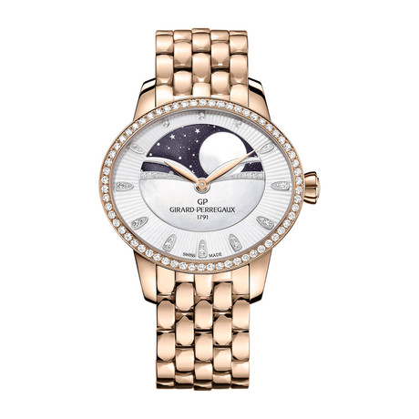 Girard-Perregaux Ladies Cat's Eye Celestial Automatic // 80496D52A751-52A