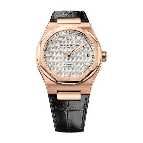 Girard-Perregaux Ladies Laureato Automatic // 81005-52-132-BB6A