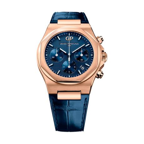 Girard-Perregaux Laureato Chronograph Automatic // 81040-52-432-BB4A
