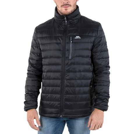 Stellan Down Jacket // Black (XXS)