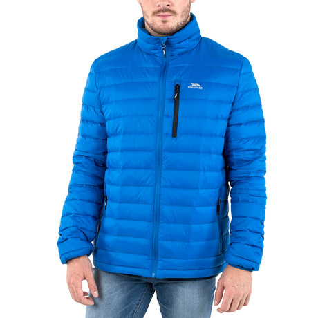 Stellan Down Jacket // Blue (XXS)