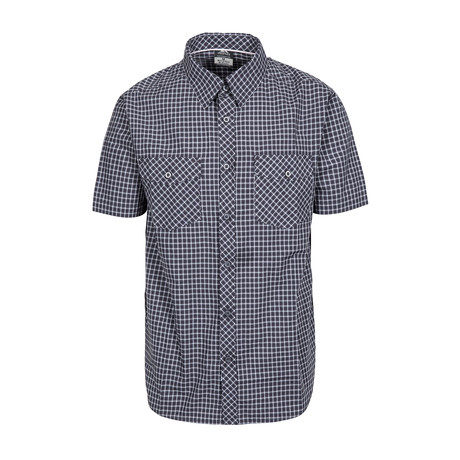 Uttoxeter Shirt // Dark Gray Check (XXS)