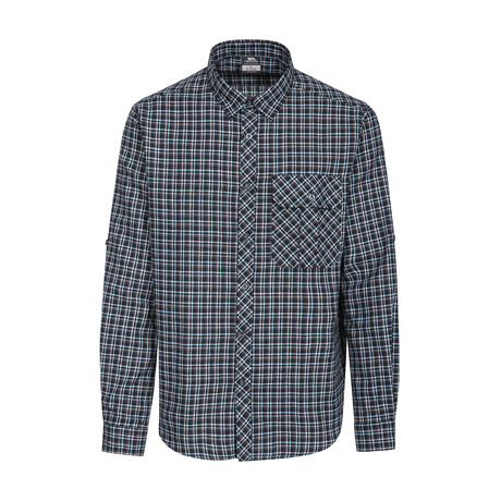 Snyper Shirt // Blue Check (XXS)