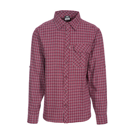 Snyper Shirt // Red Check (XXS)