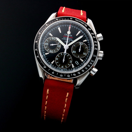 Omega Speedmaster Date Chronograph Automatic // 32334 // Pre-Owned