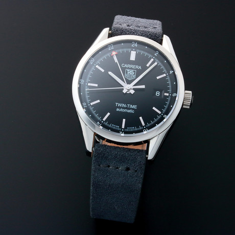 Tag Heuer Carrera Twin-Time Automatic // Pre-Owned