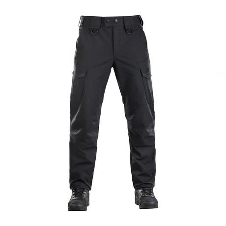 Pierce Pants // Black (28WX30L)