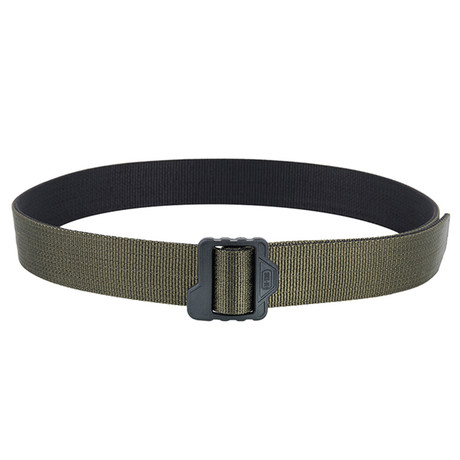 Nash Belt // Olive + Black (S)