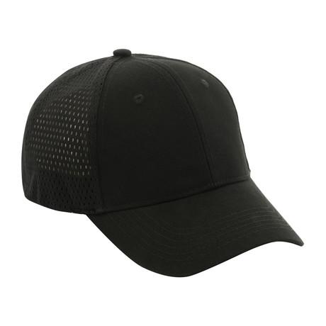 Rey Cap // Black (S-M)