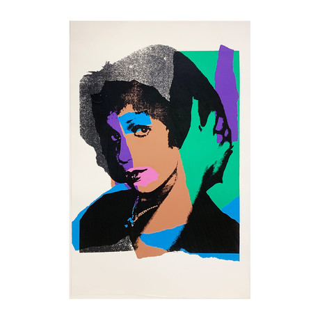Andy Warhol // Ladies and Gentlemen II.132 // 1975