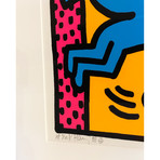Keith Haring // Pop Shop II (A) // 1988