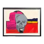 Andy Warhol // Skulls II.159 // 1976