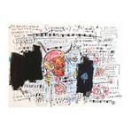 Jean-Michel Basquiat // Leeches // 1982-1983/2017