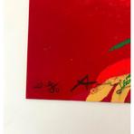 Andy Warhol // Reigning Queens (Royal Edition): Queen Ntombi Twala of Swaziland IIA.349 // 1985