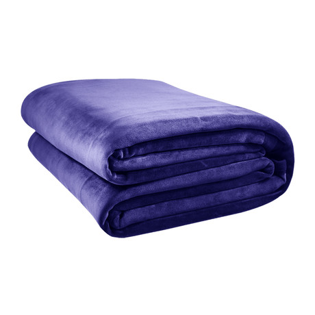 The Original Big Blanket // Purple
