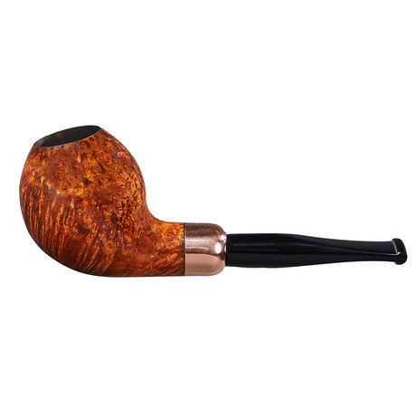 Baraccini Ole Shenandoah Copper Smooth Pipe (Ball Straight)