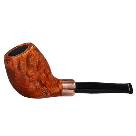 Baraccini Ole Shenandoah Copper Smooth Pipe // Devil Straight
