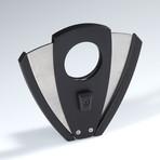 Xikar X4 Double Guillotine Cutter // Black