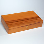 Dorado Pecan Wood Humidor // 180-Capacity