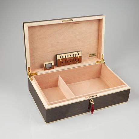 Gurkha Lugano Series // Founder's Desktop Humidor