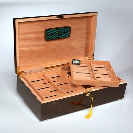 Valentino Bloodwood Humidor // 250-Capacity