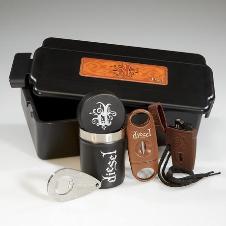 Diesel Loaded Cigar Locker by Xikar