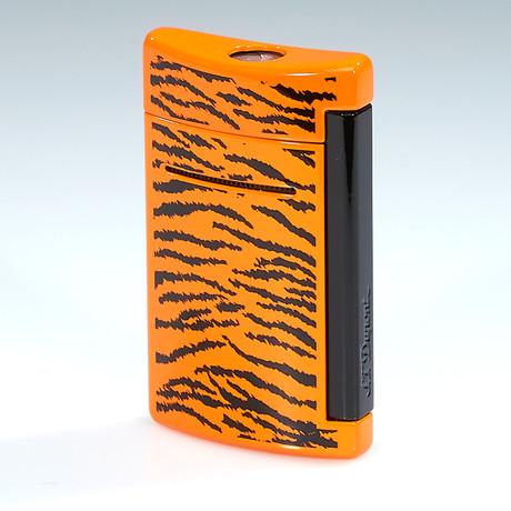 S.T. Dupont Minijet Tiger Lighter