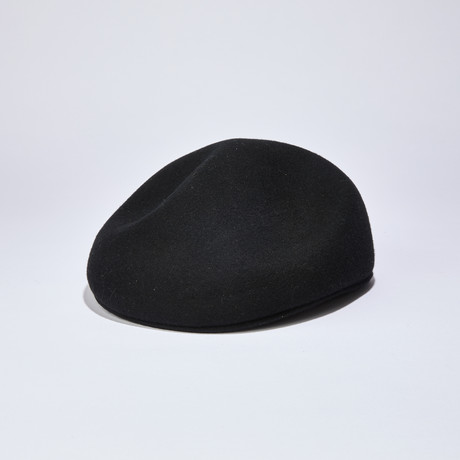 Boston Beret // Black (S)