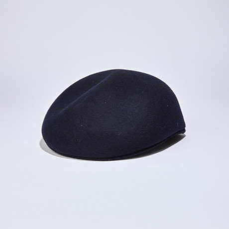 Boston Beret // Blue (S)