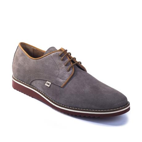 Santiago Suede Sport Shoe // Gray (Euro: 39)