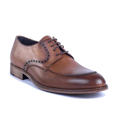 Vitolo Leather Derby // Cognac (Euro: 39)
