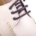 Noragu Nubuck Boat Shoe // Beige (Euro: 45)