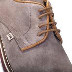 Santiago Suede Sport Shoe // Gray (Euro: 44)