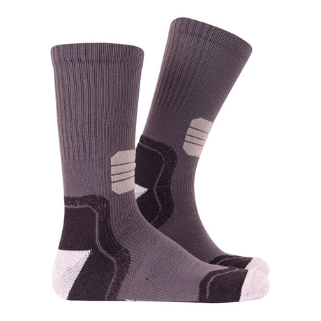 Amripal Sock // Anthracite (4-5)