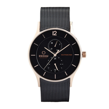 Obaku Torden Night Quartz // V157GMVBMB