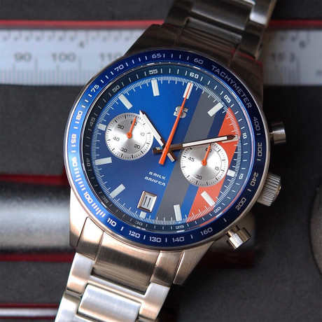 Straton Daily Driver Chronograph Quartz // Version B
