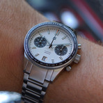 Straton Classic Driver Chronograph Quartz // Version C